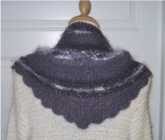 Anne Kari's lilla sjal